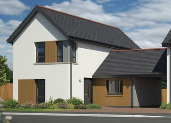 Thumbnail 3 bed link-detached house for sale in Bertha Park, Perth