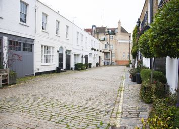 Thumbnail 3 bed mews house to rent in 21, Hyde Park Garden Mews, London