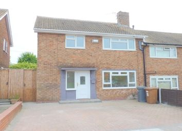 Thumbnail 3 bed end terrace house to rent in Prenton Hall Road, Prenton