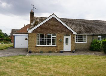 Thumbnail 2 bed semi-detached bungalow for sale in Garth End Road, Scarborough