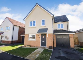 Thumbnail 3 bed detached house for sale in Ffordd Trebeirdd, Mold