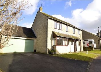 Thumbnail 4 bed detached house for sale in Greys Close, Bussage, Stroud, Gloucestershire