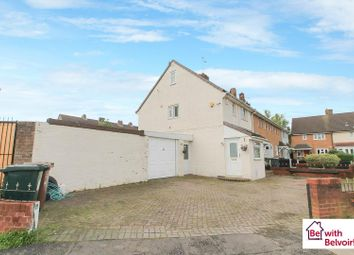 Thumbnail 3 bed end terrace house for sale in Rutherford Road, Walsall