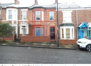 Thumbnail 4 bed terraced house to rent in Warwick Street, Newcastle Upon Tyne