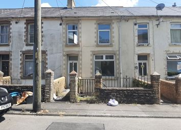 Thumbnail 3 bed maisonette for sale in Wyndham Street, Ogmore Vale, Bridgend