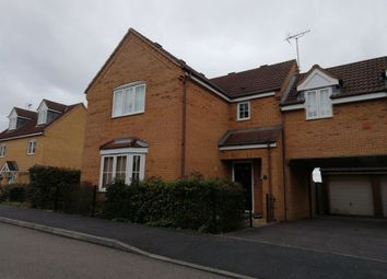 Thumbnail 4 bed link-detached house for sale in Landseer Close, Wellingborough