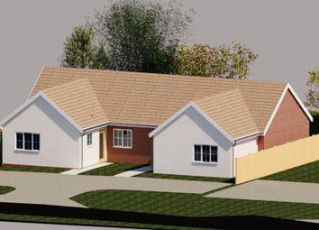 Thumbnail 2 bedroom semi-detached bungalow for sale in Elmsett, Ipswich, Suffolk