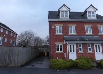Thumbnail 3 bed semi-detached house for sale in Fearney Side, Little Lever, Bolton, Greater Manchester