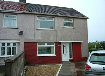 Thumbnail 3 bed semi-detached house for sale in Dahlia Close, Sandfields