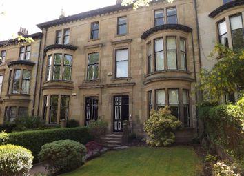 Thumbnail 2 bed flat to rent in Cleveden Gardens, Kelvinside, Glasgow