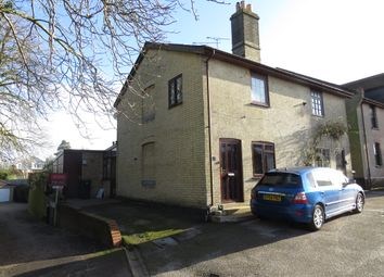 Thumbnail 3 bed semi-detached house for sale in Finborough Road, Stowmarket