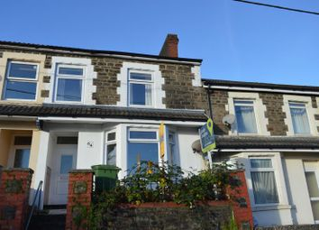 Thumbnail 4 bed terraced house to rent in Kingsland Terrace, Treforest, Pontypridd