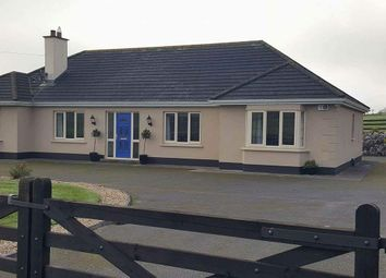 Thumbnail 4 bed detached house for sale in Bungalow At Gortfree, Athlone West, Westmeath