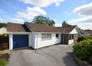 Thumbnail 3 bed detached bungalow for sale in Chainwalk Drive, Truro, Cornwall