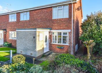 Thumbnail 2 bed flat for sale in Sycamore Avenue, Filey