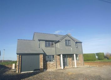 Thumbnail 4 bed detached house to rent in West Balsdon Farm, Whitstone, Devon