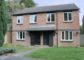 Thumbnail 1 bed maisonette for sale in Ruskin Close, Basingstoke