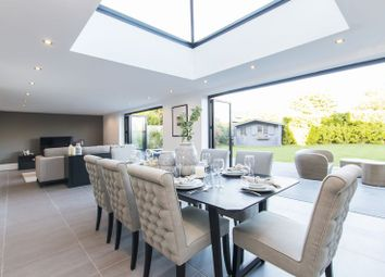 Thumbnail 5 bed detached house for sale in Hornbeam Lane, London