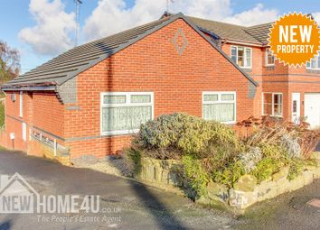Thumbnail 2 bed detached bungalow for sale in Mold Road, Ewloe Green, Deeside