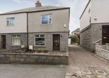 Thumbnail 3 bedroom semi-detached house for sale in Elmfield Terrace, Aberdeen