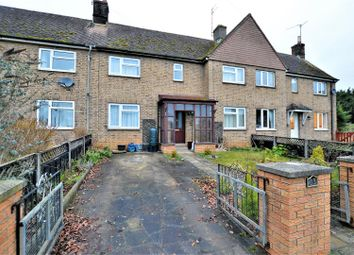 Thumbnail 3 bed terraced house for sale in Nene Close, Wansford, Peterborough