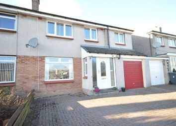 Thumbnail 4 bed semi-detached house for sale in 28 Salamanca Crescent, Penicuik
