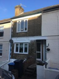 Thumbnail 3 bed terraced house for sale in 96 Hillside Road, Dover, Kent