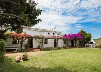 Thumbnail 5 bed villa for sale in Biniparrell, San Luis, Balearic Islands, Spain
