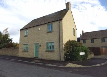 Thumbnail 3 bed detached house to rent in Winchcombe Gardens, South Cerney, Cirencester