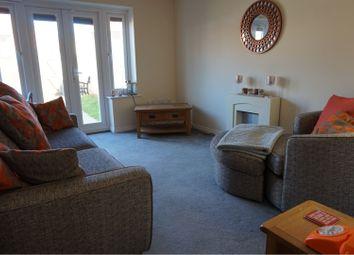 Thumbnail 2 bedroom semi-detached house to rent in Lysaght Avenue, Newport
