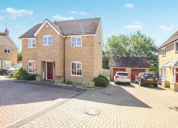 Thumbnail 3 bed detached house for sale in Tawell Mews, Tiptree, Colchester