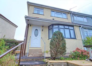 Thumbnail 3 bed semi-detached house to rent in Novers Park Drive, Knowle