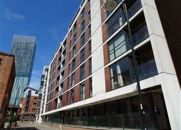 Thumbnail 3 bed flat to rent in Hill Quays, 1 Jordan Street, Manchester
