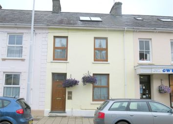 Thumbnail 3 bed terraced house for sale in 41 Bridge Street, Lampeter, Ceredigion
