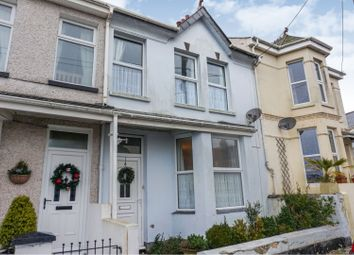 Thumbnail 4 bed town house for sale in King Edward Road, Saltash