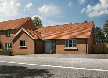 "Thumbnail 3 bedroom bungalow for sale in ""The Henham"" at Radwinter Road, Saffron Walden, Essex, Saffron Walden"