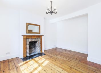 Thumbnail 3 bed terraced house to rent in Calvert Road, London