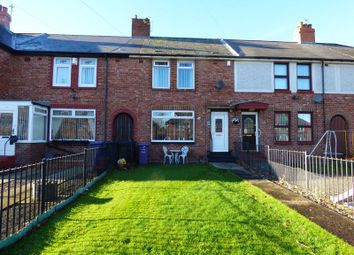 Thumbnail 2 bed terraced house for sale in St. Anthonys Road, Walker, Newcastle Upon Tyne