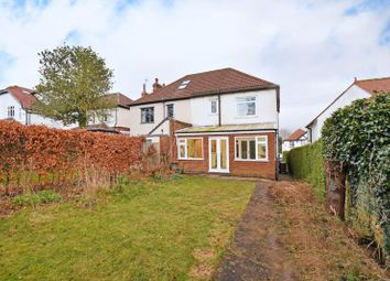 3 bed semi-detached house for sale in Main Avenue, Totley, Sheffield S17