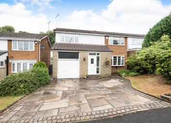 Thumbnail 4 bed detached house for sale in Stalyhill Drive, Stalybridge, Cheshire, United Kingdom