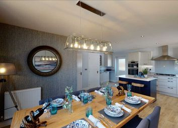 Thumbnail 4 bed detached house for sale in Blanchard Road, Tadpole Garden Village, Swindon