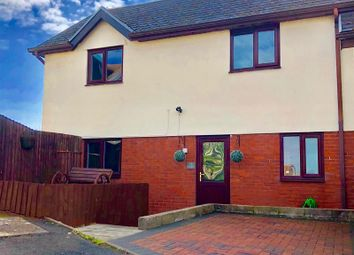 Thumbnail 3 bed end terrace house for sale in Old Farm Court, Llansamlet, Swansea, City And County Of Swansea.