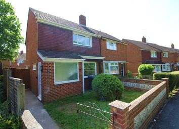 Thumbnail 2 bed semi-detached house to rent in Knightwood Avenue, Havant