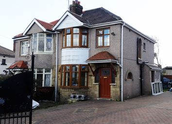 Thumbnail 3 bed semi-detached house to rent in Durley Avenue, Bradford