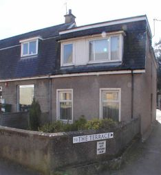 Thumbnail 4 bed end terrace house for sale in St. Andrews Road, Lhanbryde, Elgin