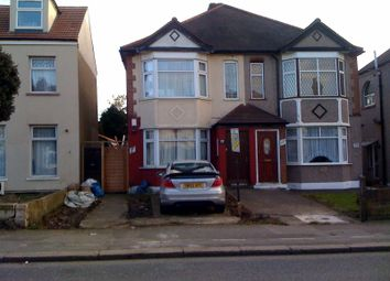 Thumbnail 2 bed maisonette to rent in Heath Park Road, Romford
