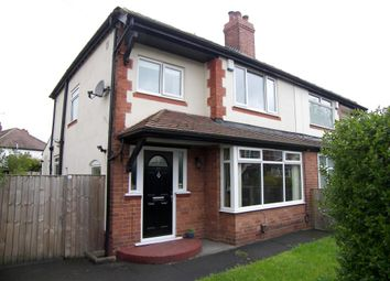 Thumbnail 3 bed property to rent in Wyncliffe Gardens, Moortown, Leeds