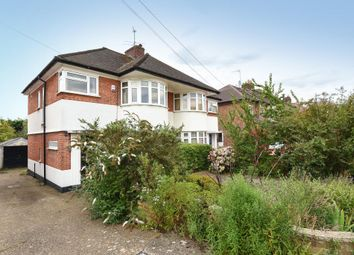 Thumbnail 3 bed semi-detached house for sale in Vernon Drive, Stanmore