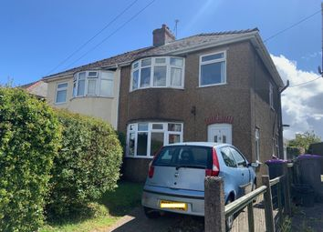 Thumbnail 3 bed semi-detached house for sale in Five Locks Road, Pontnewydd, Cwmbran