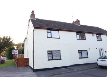 Thumbnail 2 bedroom semi-detached house for sale in Leicester Road, Sharnford, Hinckley